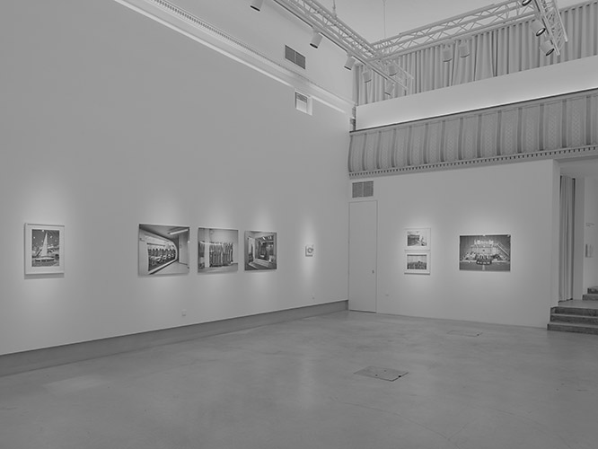 Installation view, Photographic Gallery Hippolyte, Helsinki, 2013
